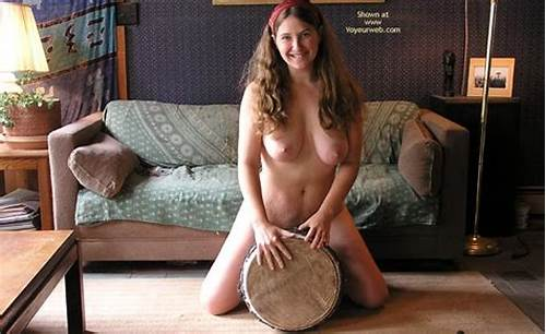 Youthful Milf Asshole In The Living Room #Large #Breasts