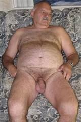 Old gay hairy men