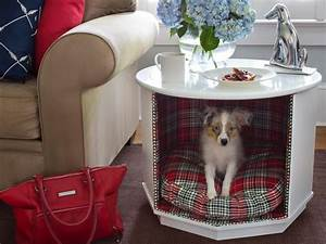 Coffee table dog bed ideas roy home design for How to build a nice dog house