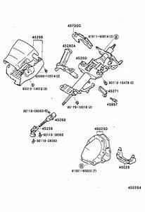 Toyota Corolla Steering Shaft Universal Joint  Yoke