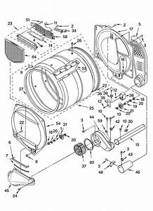 Kenmore Elite Dryer Heating Element Wiring Diagram