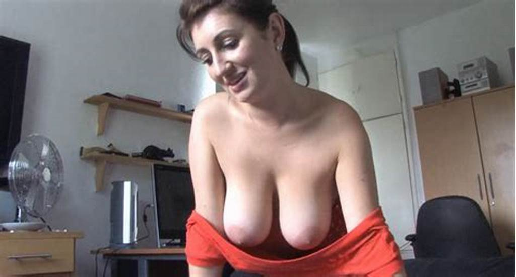 #Mother #Speaking #With #Boobs #Out