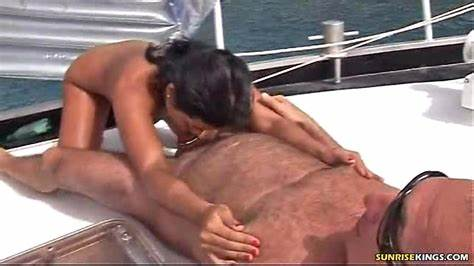 Outdoor Blowjob In Boat Sex Movies