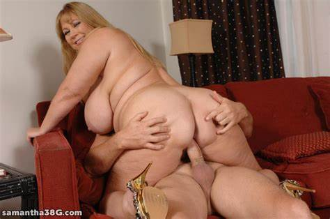 Plump Student Mommy Rides  Haired Monster Penis