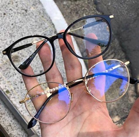 Lunettes 👓🕶 Gafas de moda Lentes de moda transparentes
