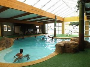 camping avec piscine couverte interieure vendee With prix d une piscine couverte