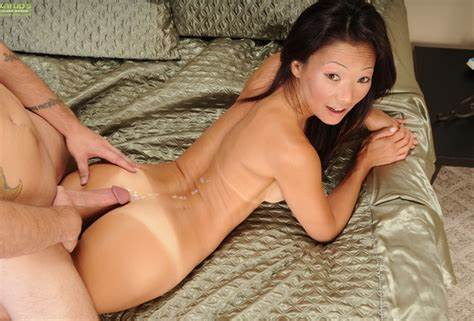 Asian Milf Doggy Style Drilling