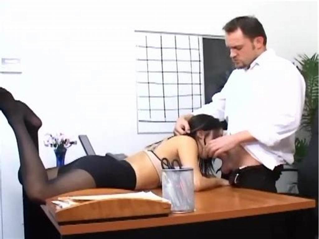 #Office #Sex #With #A #Busty #Secretary #In #Sexy #Hosiery
