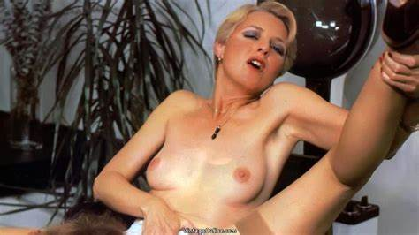 Blondes Old Woman Goes Sensual Part6 juliet anderson