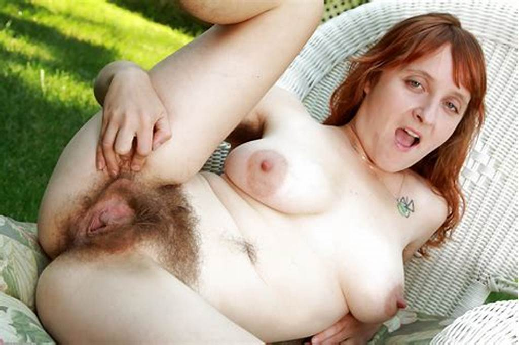 #Mature #Redhead #Velma #With #Extremely #Hairy #Legs #Pussy #And