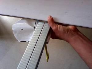 Fixation Lambris Pvc : pose de lambris sur ossature m tallique ~ Premium-room.com Idées de Décoration