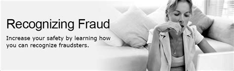 There are as many as 15 different credit card frauds happening around the world even as you read this article. Recognizing Fraud and Scams | TD Bank Group