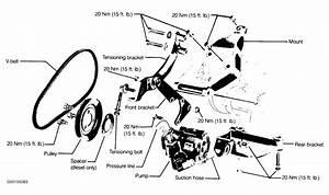 1991 Volkswagen Golf Serpentine Belt Routing And Timing