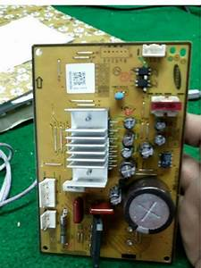 Jual Modul Pcb Inverter Kulkas Samsung Model Rt20farwdsa