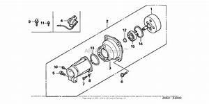 Honda Engines Gx35nt Tms3 Engine  Tha  Vin  Gcast
