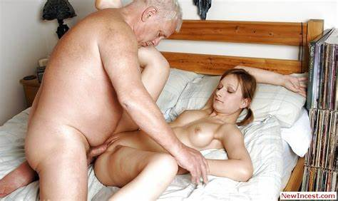 Dad Does Tough Clit With His Plumper Babes
