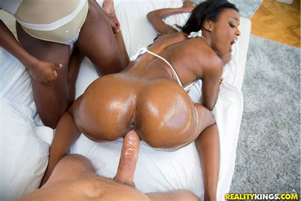 #Oiled #Up #Ebony #Girls #With #Big #Booty #Fucking #Doggystyle