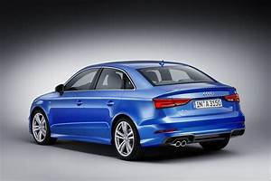 Photo Audi A3 : next generation audi a3 rumored to arrive in 2019 carscoops ~ Gottalentnigeria.com Avis de Voitures