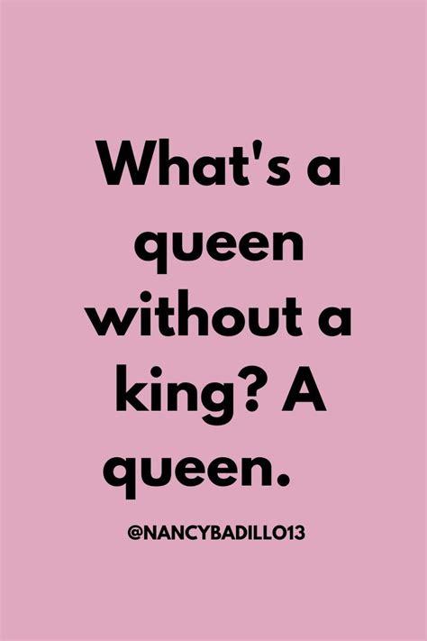 Bertekad untuk mendapatkan s, belle. What's a queen without a king? A QUEEN. Bossbabe Quotes ...