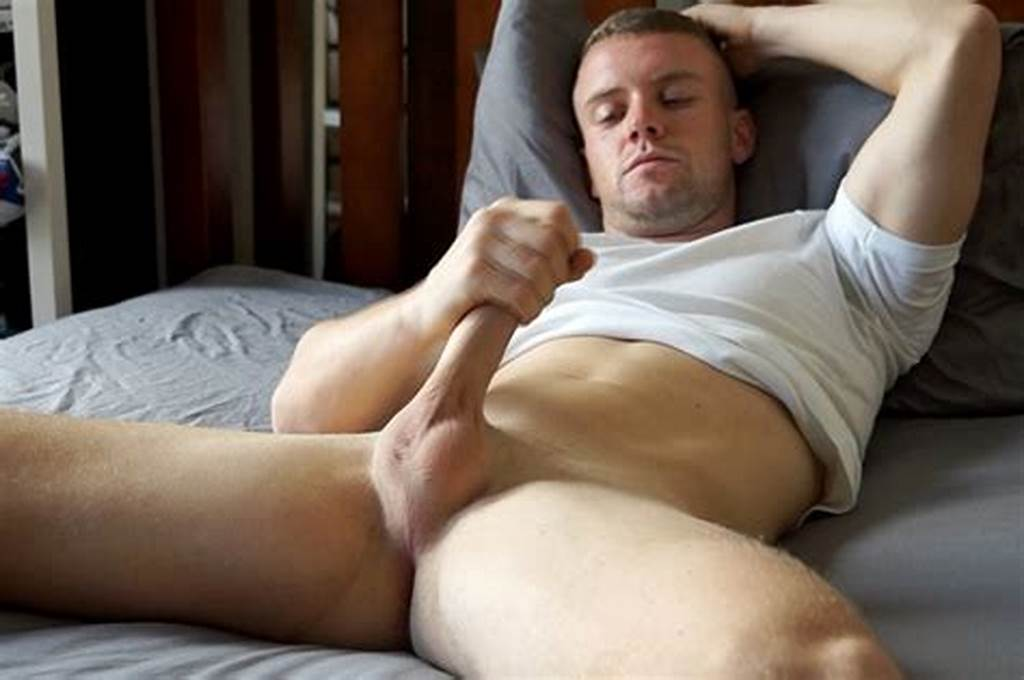 #Sexy #Stud #Danny #Johnston #Strips #Down #And #Shows #Off #His