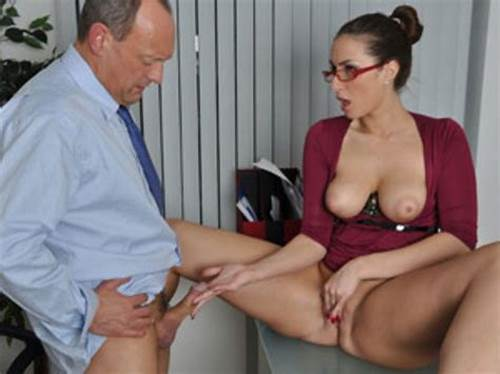 Teen Latina Junior Seduced By Her Bosses #Shaved #Twat #And #Busty #Milf #Secretary #Seduced #Her #Boss #An