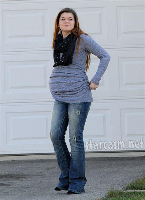 foto de Teen Mom Amber Portwood pregnant again? ? starcasm net