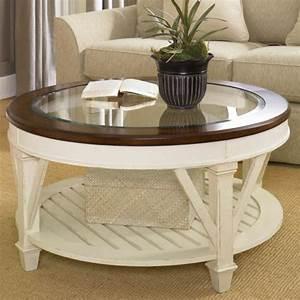 Couchtisch Holz Rund Oval : couchtisch rund der hingucker in ihrem wohnzimmer ~ Frokenaadalensverden.com Haus und Dekorationen