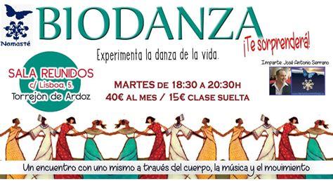 BIODANZA MADRID Atrévete a Bailar con la Vida - Terapias ...