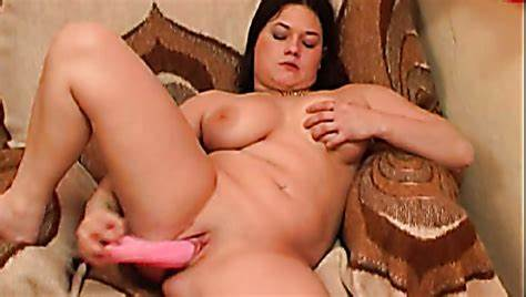 Gloriuos Passionate Dark Pink  Bitch Masturbating
