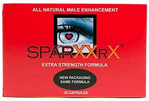 Sparxx Rx 32 Capsules Maximum Performance  Voted  1 All Natural Male Enhancement Pill  Fast