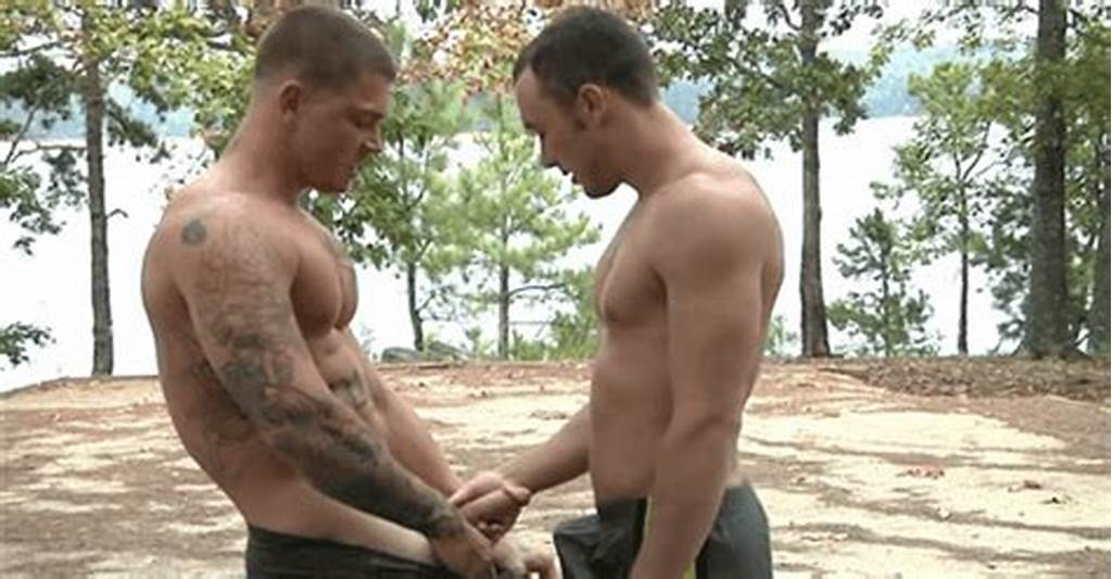 #Muscle #Studs #Rubbing #Erected #Cocks