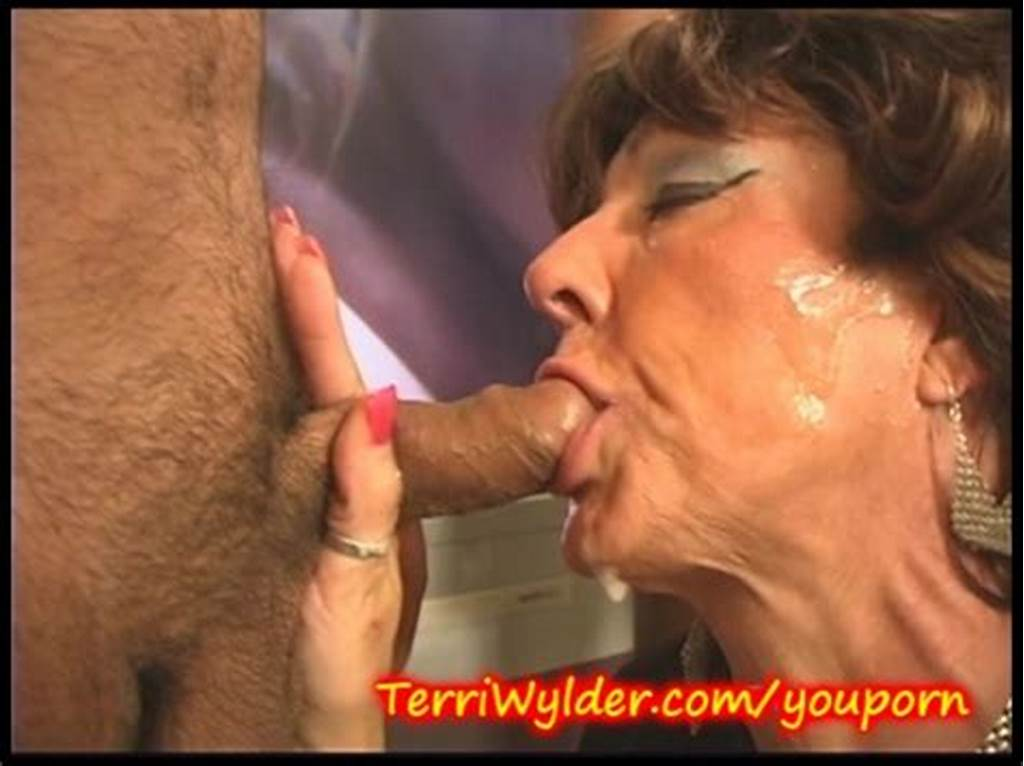 #Milf #Swallows #It #All #And #Wants #More
