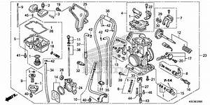 Honda Oem Part 16172