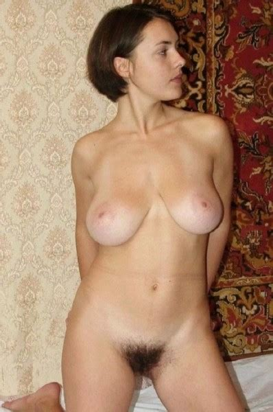 Brunette Milf Natural Tits