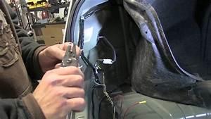 Trailer Wiring Harness Installation - 2011 Nissan Sentra - Etrailer Com