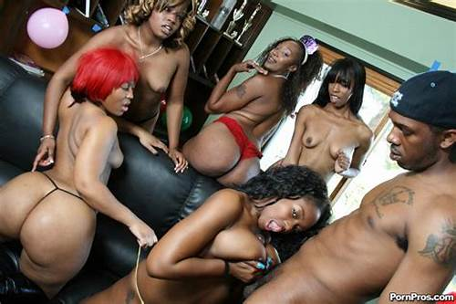 Shy Orgy Girlfriends Parade For Rough Porn