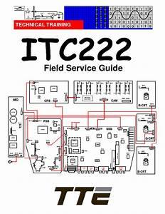 Rca Itc222 Field Service Guide 2006 Trainmnls Service