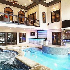 Insane, Indoor, Pool, Check, Out, Thexpensive, For, More, Fo, U2026, With, Images