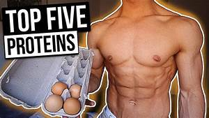Top 5 Protein Sources For Muscle Growth