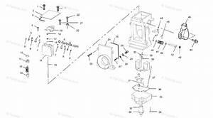 Polaris Snowmobile 2003 Oem Parts Diagram For Carburetor