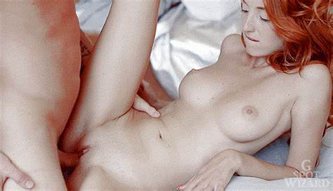 Curly Redhead Hooker Gets Her
