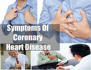 Know About The Symptoms Of Coronary Heart Disease