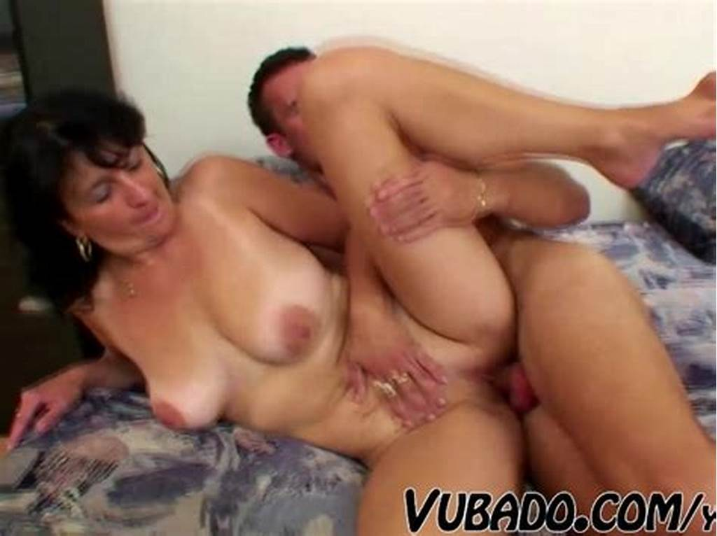 #Mature #Women #Fucks #With #Young #Stud #!
