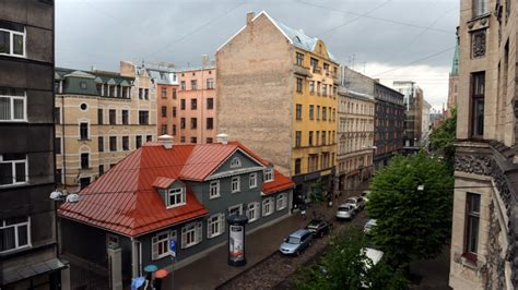 Rīga's Ģertrūdes street in danger of rediscovering its ...