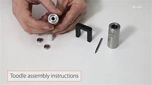 Sfi Toodle Spindle Housing  Assembly Instructions