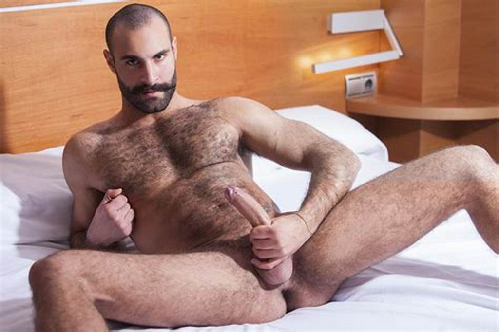 #Hairy #Hunks #With #Giant #Cocks