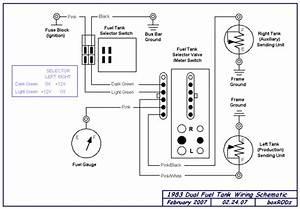 1979 Chevy Truck Fuel Tank Selector Valve