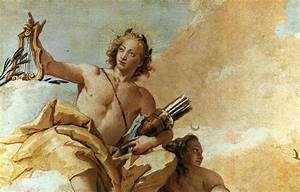 Apollo - Ancient Greek god of Music and Art
