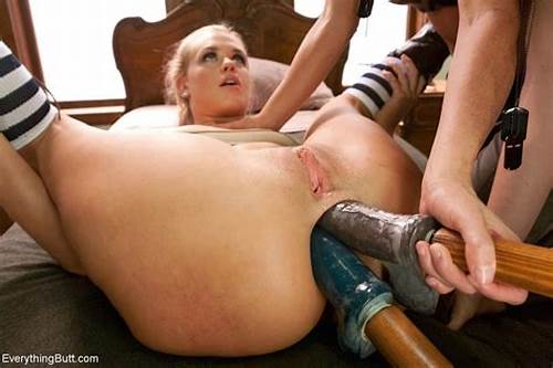 Model Strong Assfuck Huge Penis Solid Dildo