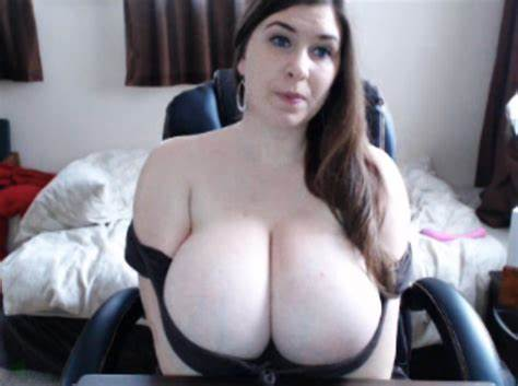 Camgirl Painful Massive Boobs Live Now Window Gal With Biggest Breasts
